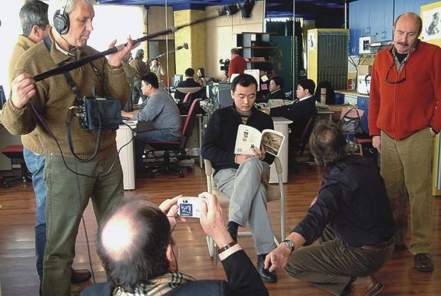 和西班牙媒体合作举办纪念唐吉科德诞辰400周年德活动
